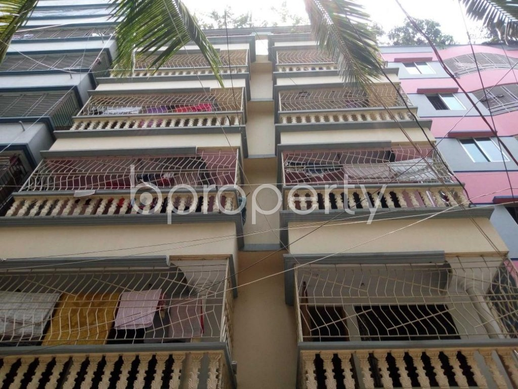 Front view - 2 Bed Apartment to Rent in Adabor, Dhaka - 1894217