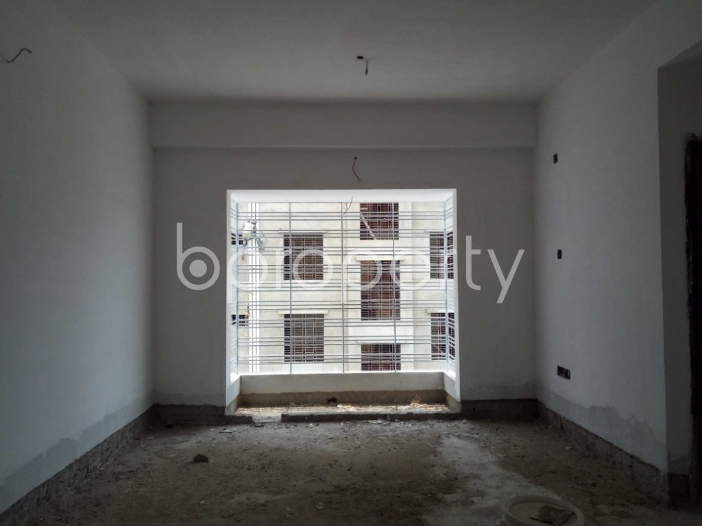 Dine/Dining - 3 Bed Apartment for Sale in Bakalia, Chattogram - 1894218
