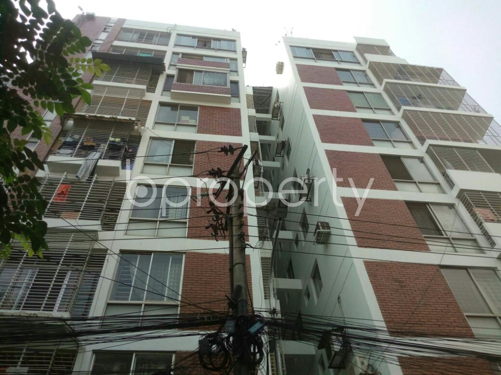 Outside view - 3 Bed Apartment for Sale in Muradpur, Chattogram - 1894229