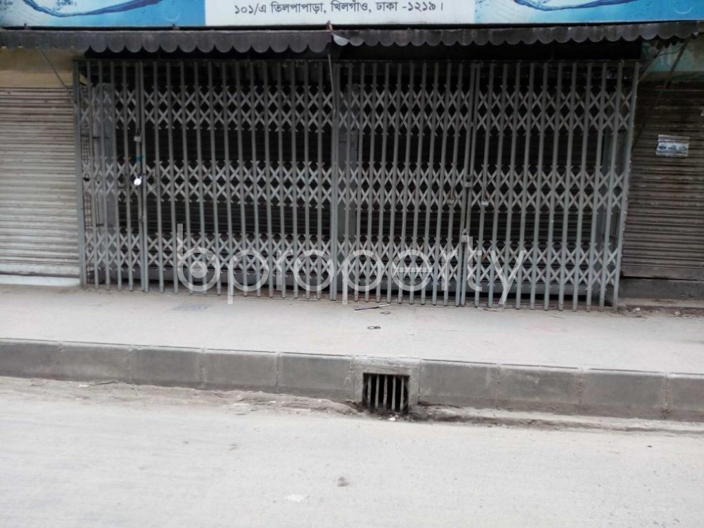 Front view - Shop to Rent in Khilgaon, Dhaka - 1894239