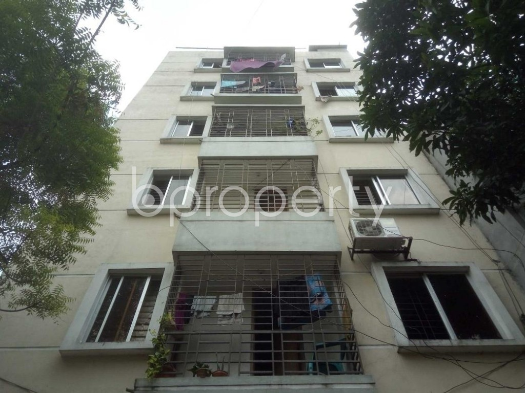 Front view - 2 Bed Apartment for Sale in Mirpur, Dhaka - 1894252