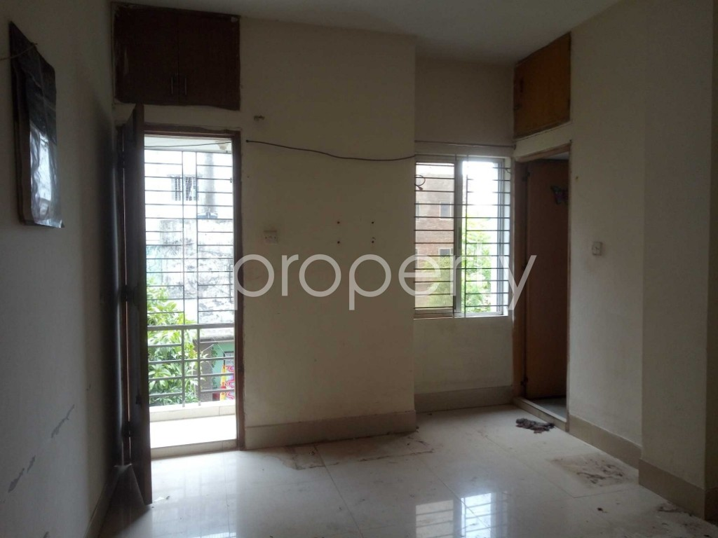Bedroom - 2 Bed Apartment for Sale in Mirpur, Dhaka - 1894248