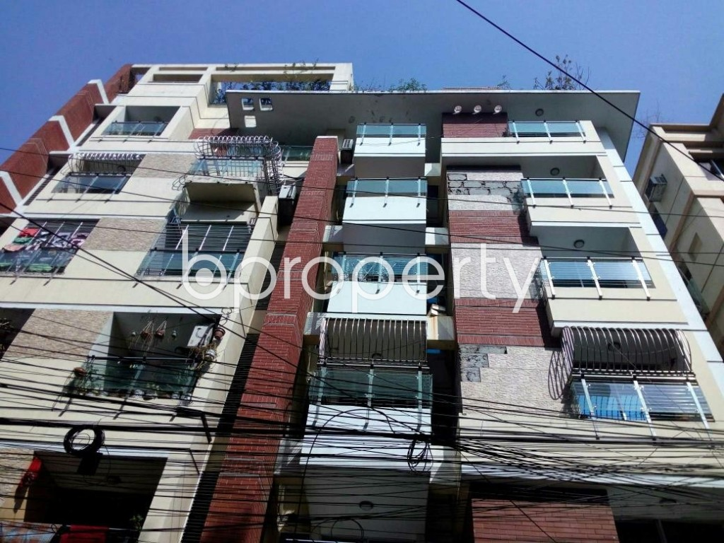 Front view - 3 Bed Apartment for Sale in Uttara, Dhaka - 1894282