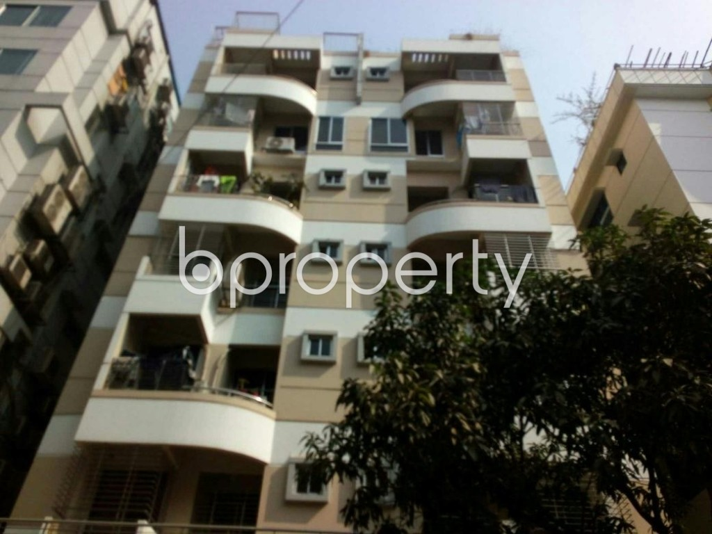 Front view - 3 Bed Apartment for Sale in Uttara, Dhaka - 1894289