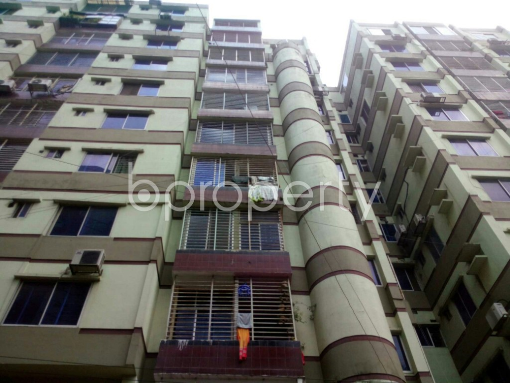 Outside view - 3 Bed Apartment for Sale in Muradpur, Chattogram - 1894331