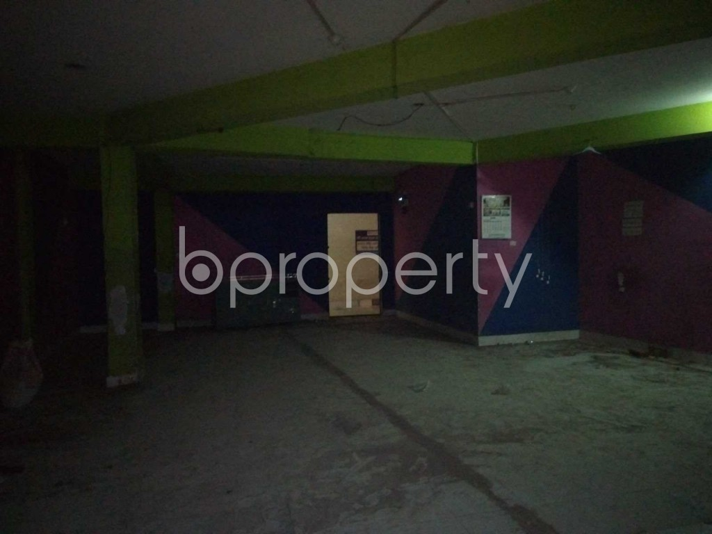 Commercial inside - Office to Rent in Shyamoli, Dhaka - 1894492