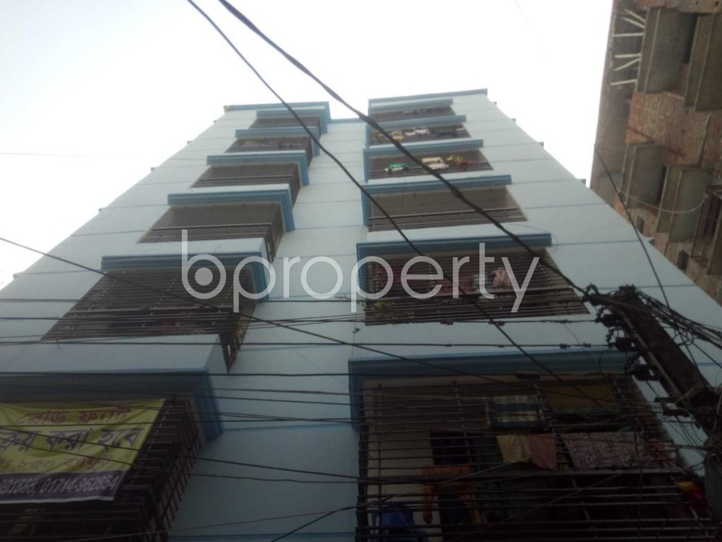 Front view - 2 Bed Apartment for Sale in Badda, Dhaka - 1894501