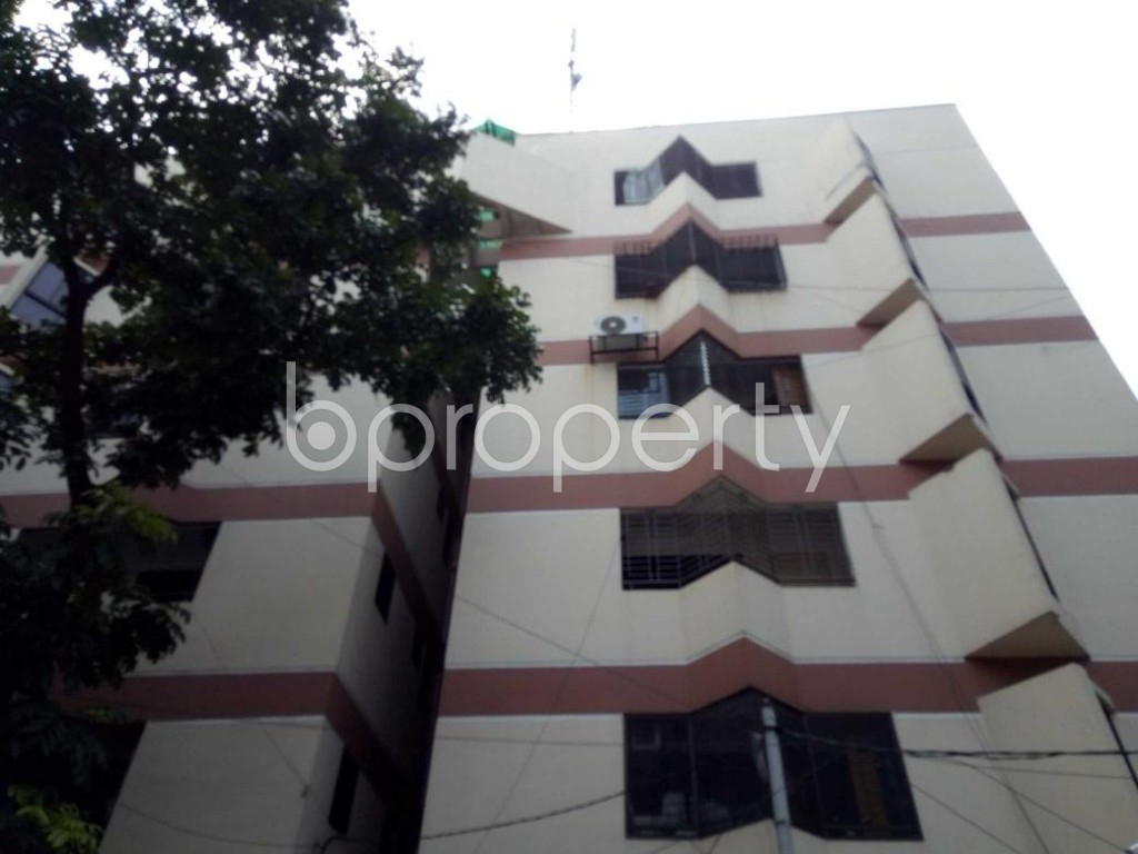 Front view - 3 Bed Apartment to Rent in Banani, Dhaka - 1894534