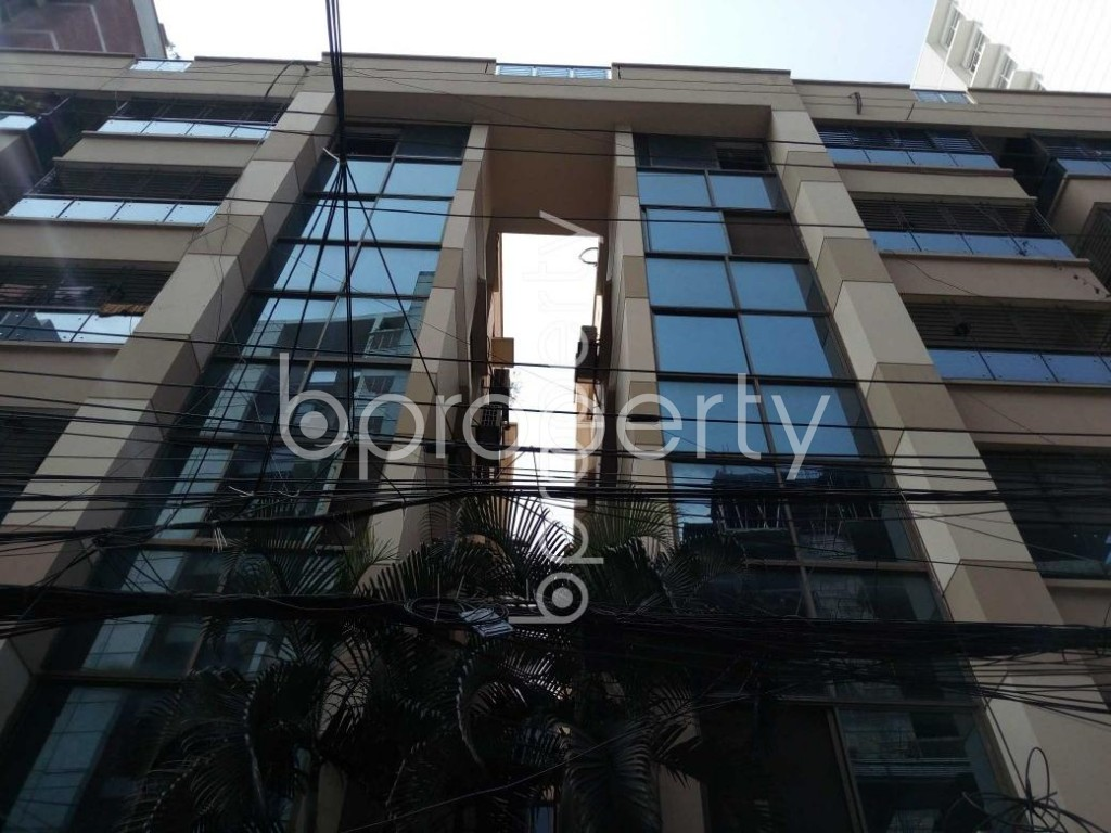 Front view - 3 Bed Apartment to Rent in Gulshan, Dhaka - 1894544