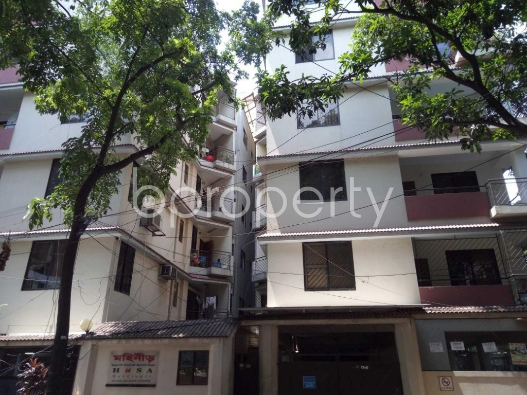 Front view - 3 Bed Apartment to Rent in Banani, Dhaka - 1894560