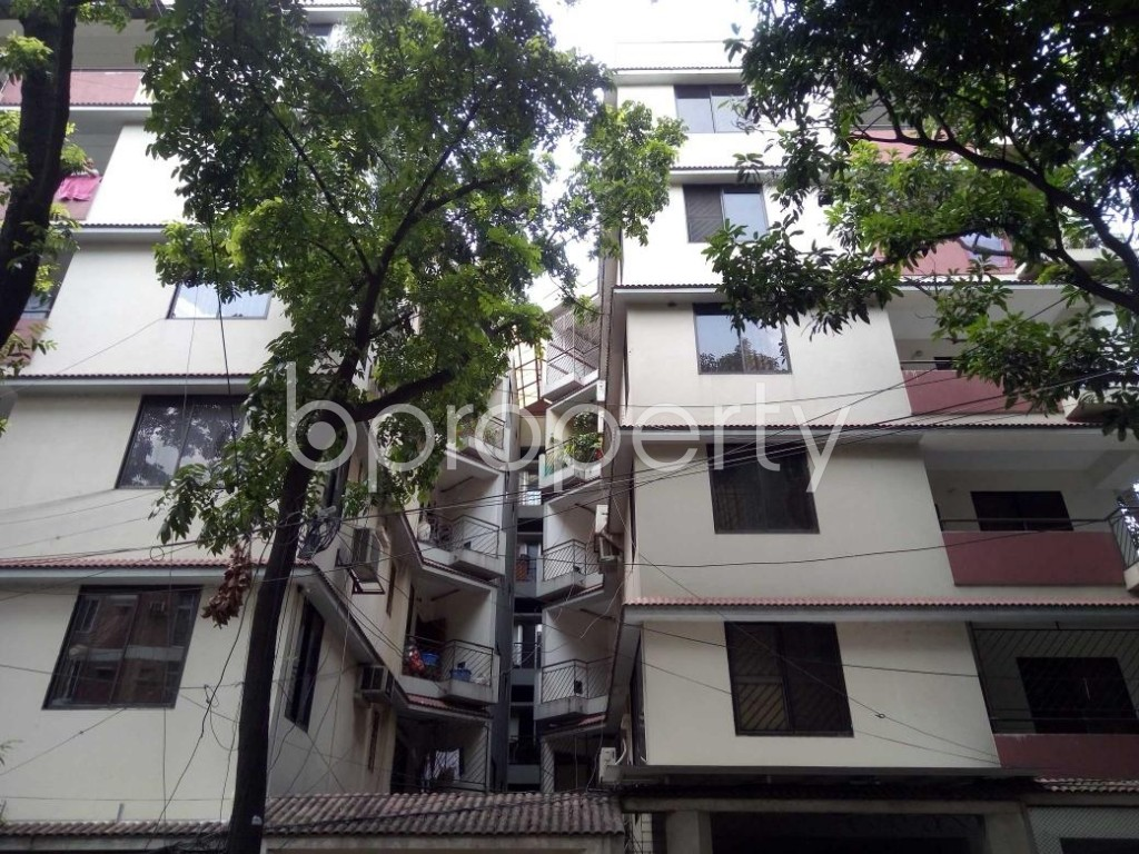 Front view - 3 Bed Apartment to Rent in Banani, Dhaka - 1894561