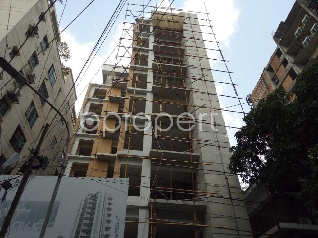 Front view - Office to Rent in Banani, Dhaka - 1894563
