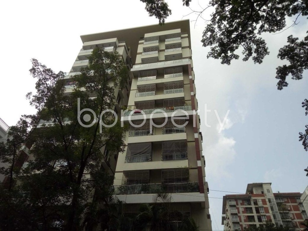 Front view - 3 Bed Apartment to Rent in Banani, Dhaka - 1894565