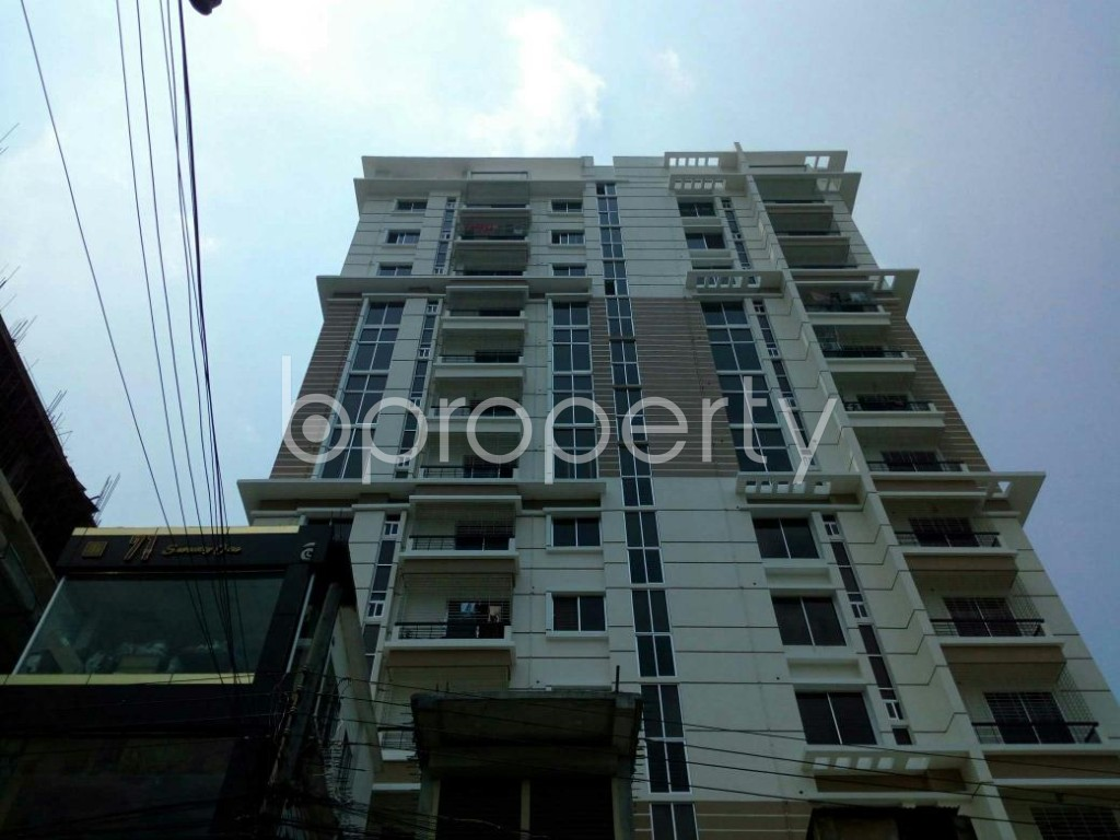 Front view - 3 Bed Apartment to Rent in Police Line, Cumilla - 1894566