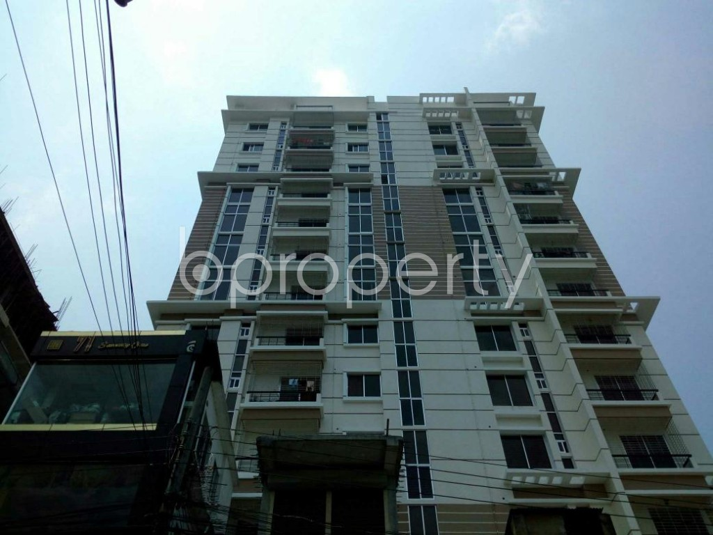 Front view - 3 Bed Apartment to Rent in Police Line, Cumilla - 1894567