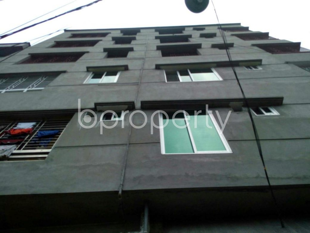 Front view - 2 Bed Apartment to Rent in Jhautola, Cumilla - 1894571