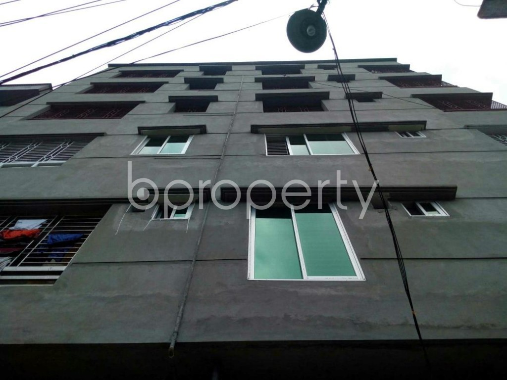 Front view - 2 Bed Apartment to Rent in Jhautola, Cumilla - 1894572
