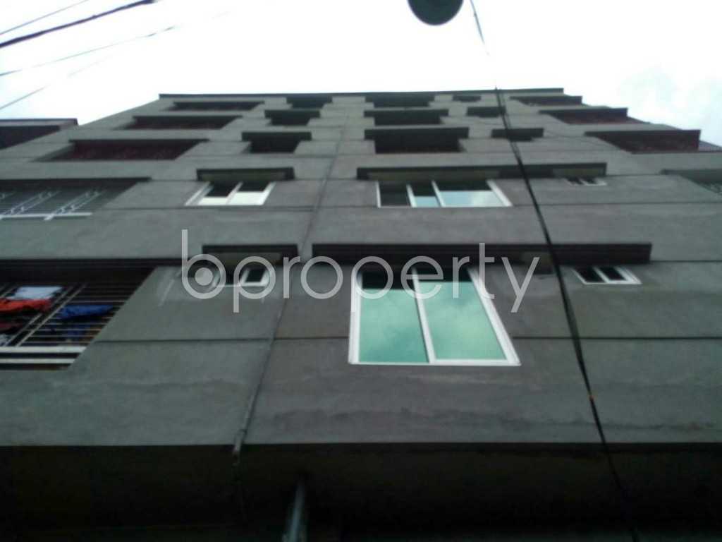 Front view - 2 Bed Apartment to Rent in Jhautola, Cumilla - 1894573