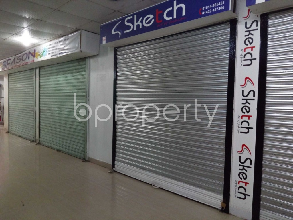 Commercial inside - Apartment for Sale in 22 No. Enayet Bazaar Ward, Chattogram - 1894574