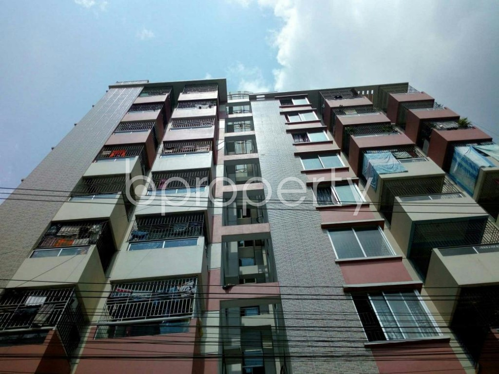 Front view - 3 Bed Apartment to Rent in Jhautola, Cumilla - 1894604