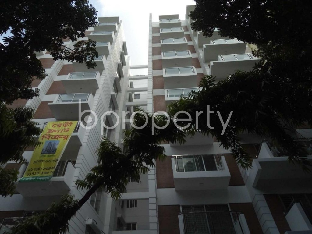 Front view - 4 Bed Apartment to Rent in Banani, Dhaka - 1894612
