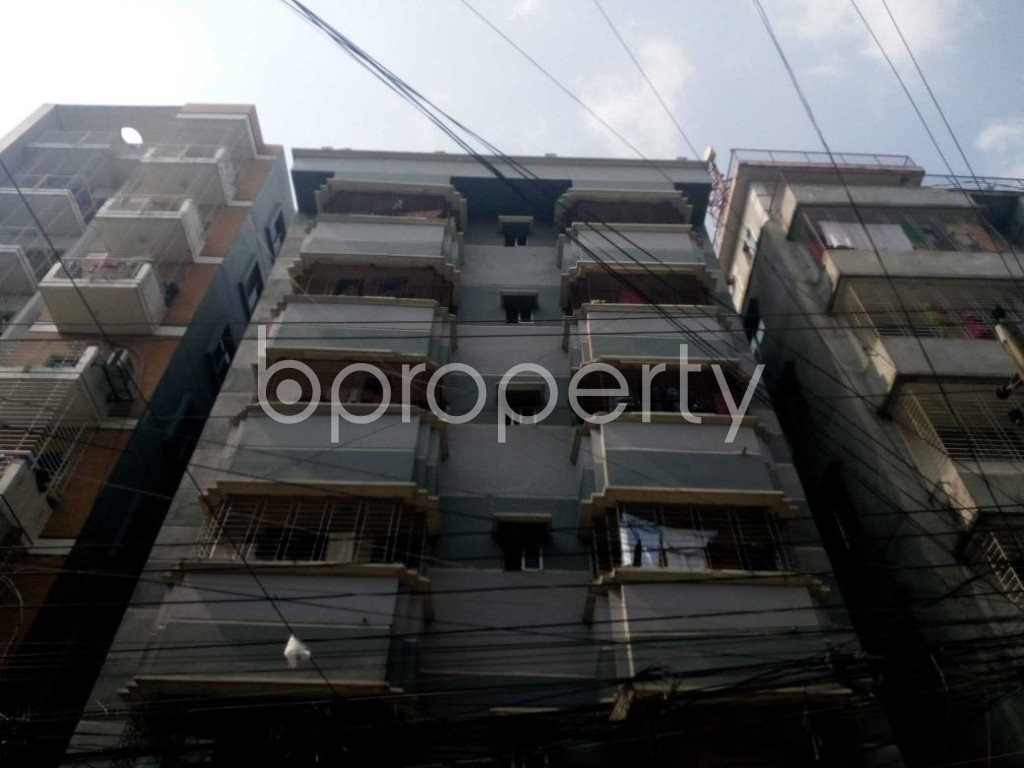 Front view - Office to Rent in Uttara, Dhaka - 1894748