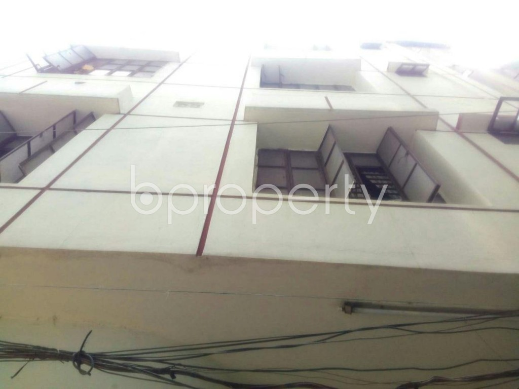 Front view - 2 Bed Apartment to Rent in Mohakhali, Dhaka - 1894756