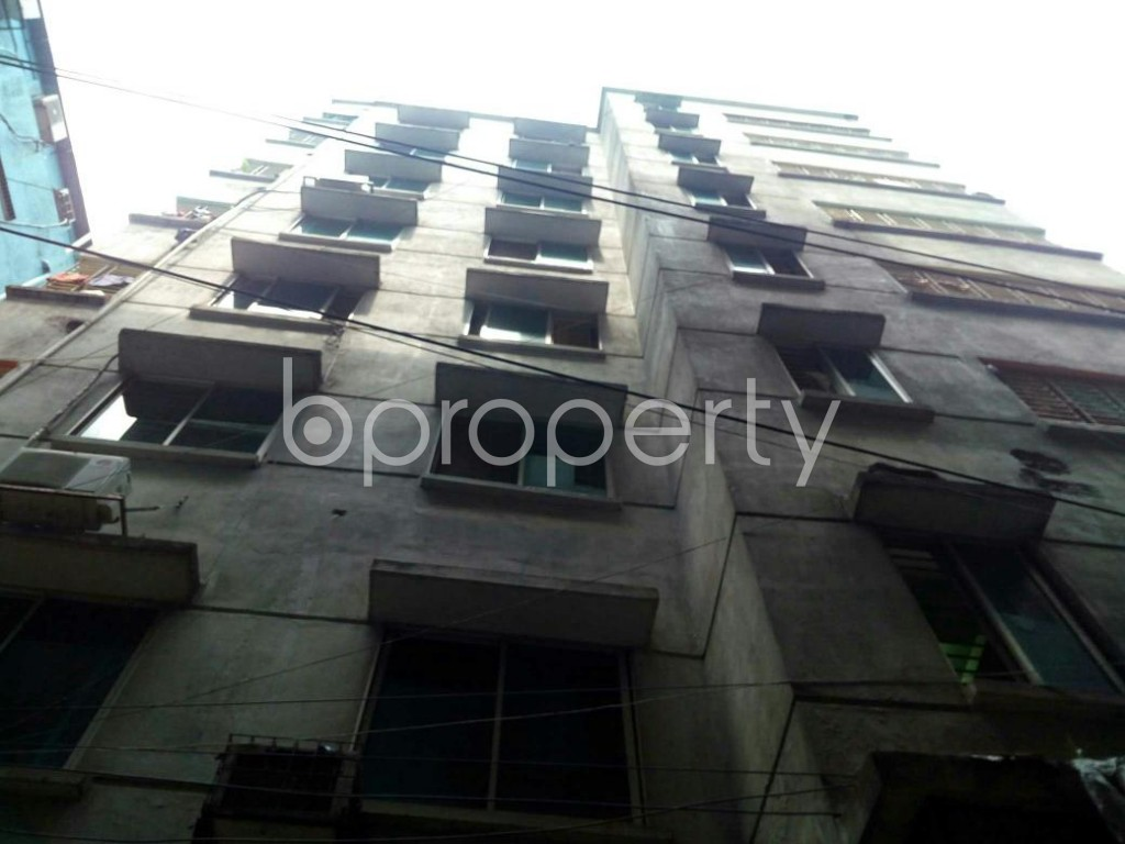 Front view - 2 Bed Apartment to Rent in Mohakhali, Dhaka - 1894757