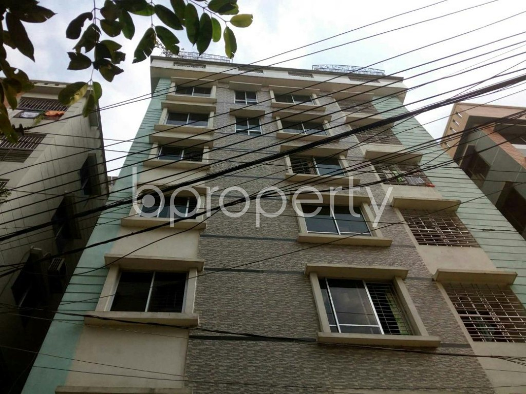 Front view - 5 Bed Duplex to Rent in Mirpur, Dhaka - 1894799