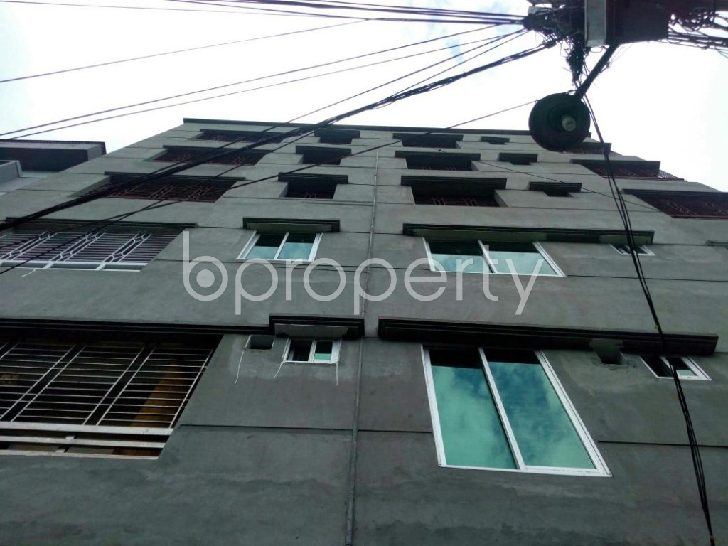 Front view - 2 Bed Apartment to Rent in Jhautola, Cumilla - 1894836