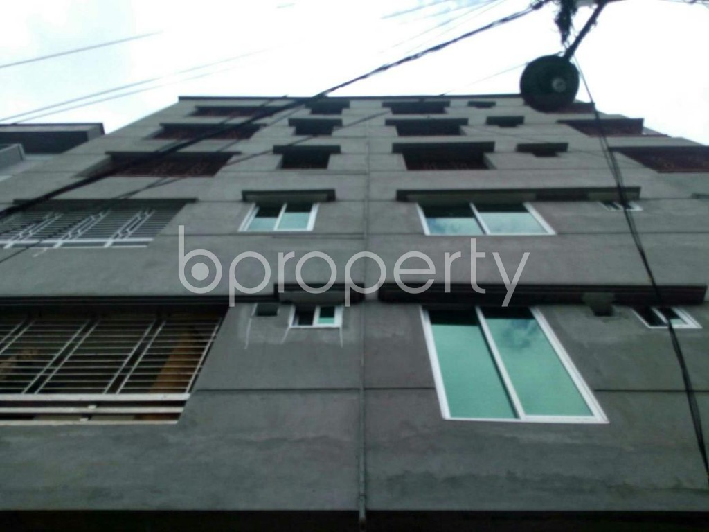 Front view - 2 Bed Apartment to Rent in Jhautola, Cumilla - 1894837