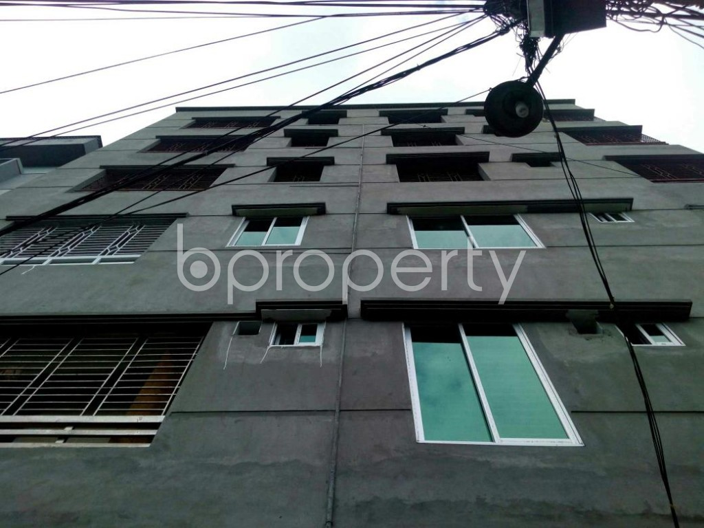 Front view - 2 Bed Apartment to Rent in Jhautola, Cumilla - 1894838
