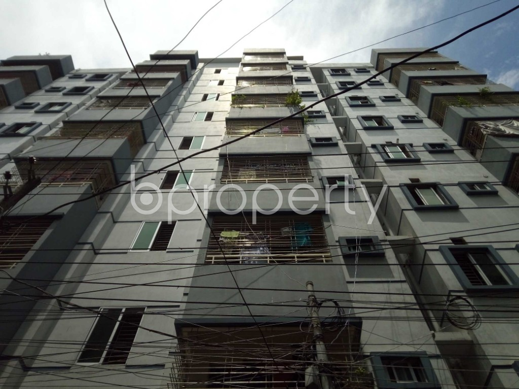 Front view - 3 Bed Apartment for Sale in Bashabo, Dhaka - 1894847