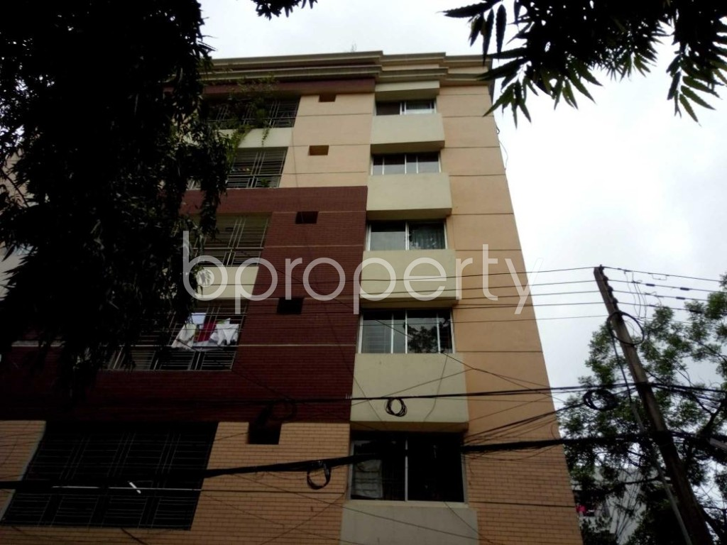Front view - 3 Bed Apartment to Rent in Banani, Dhaka - 1894850