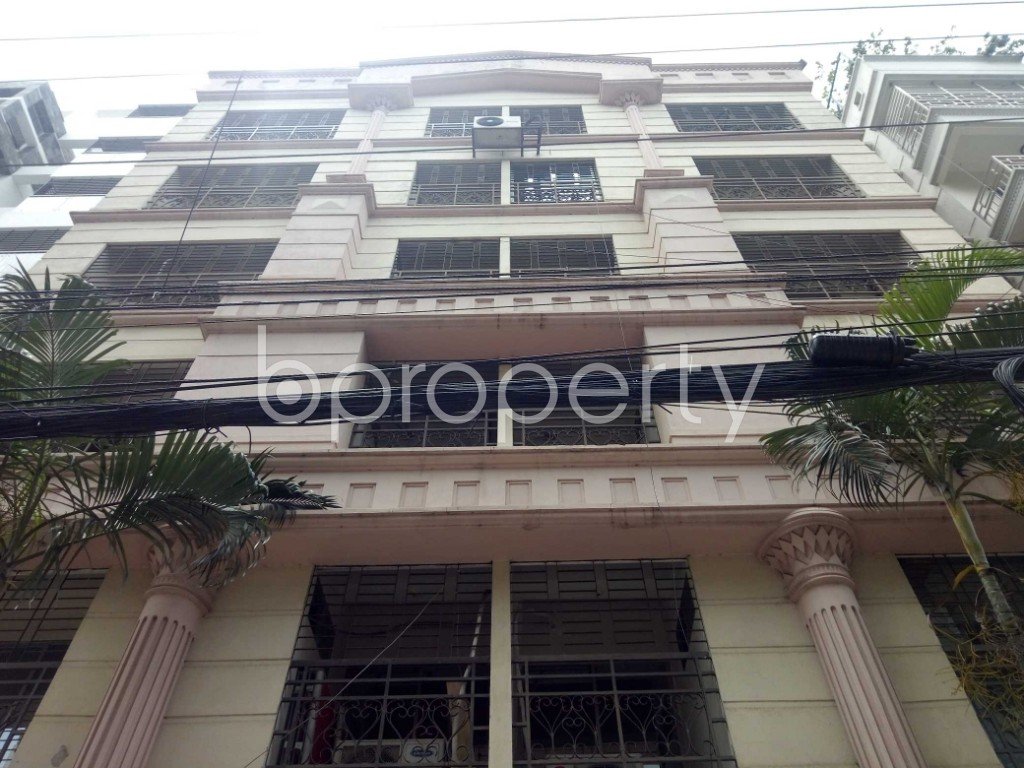 Front view - Office to Rent in Uttara, Dhaka - 1894866