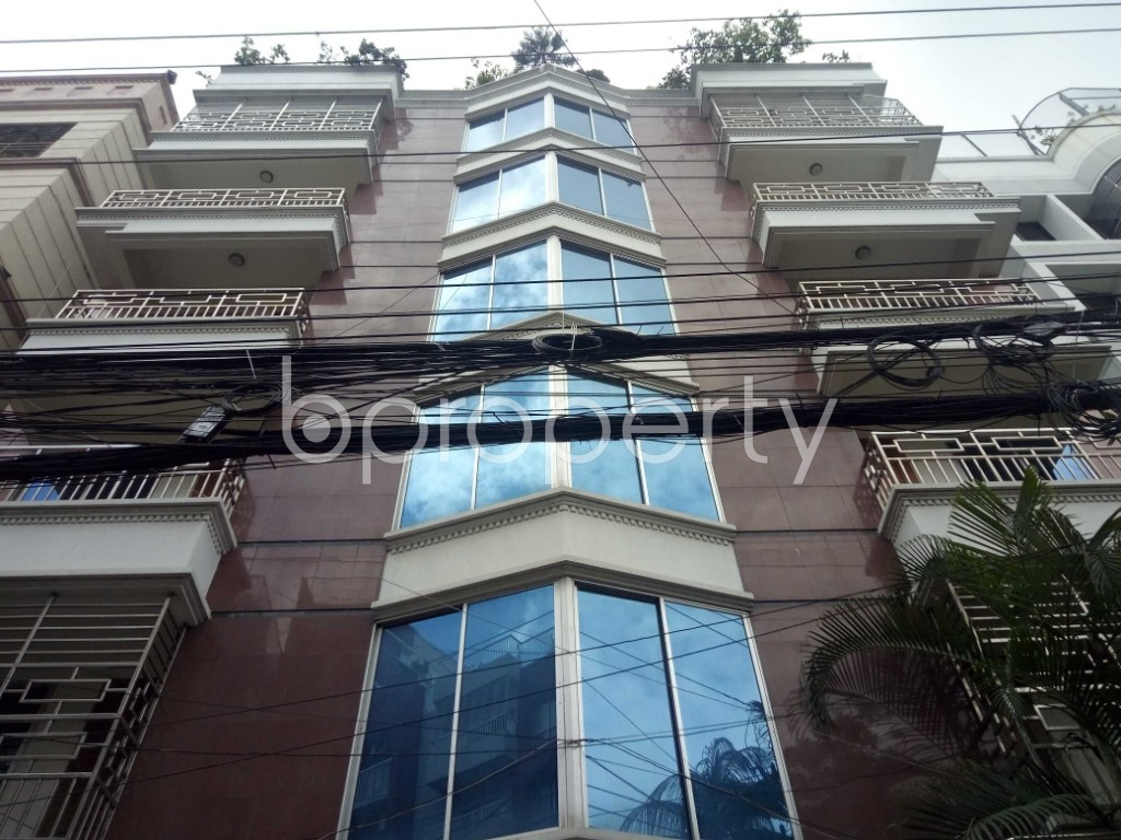 Front view - Office to Rent in Uttara, Dhaka - 1894867