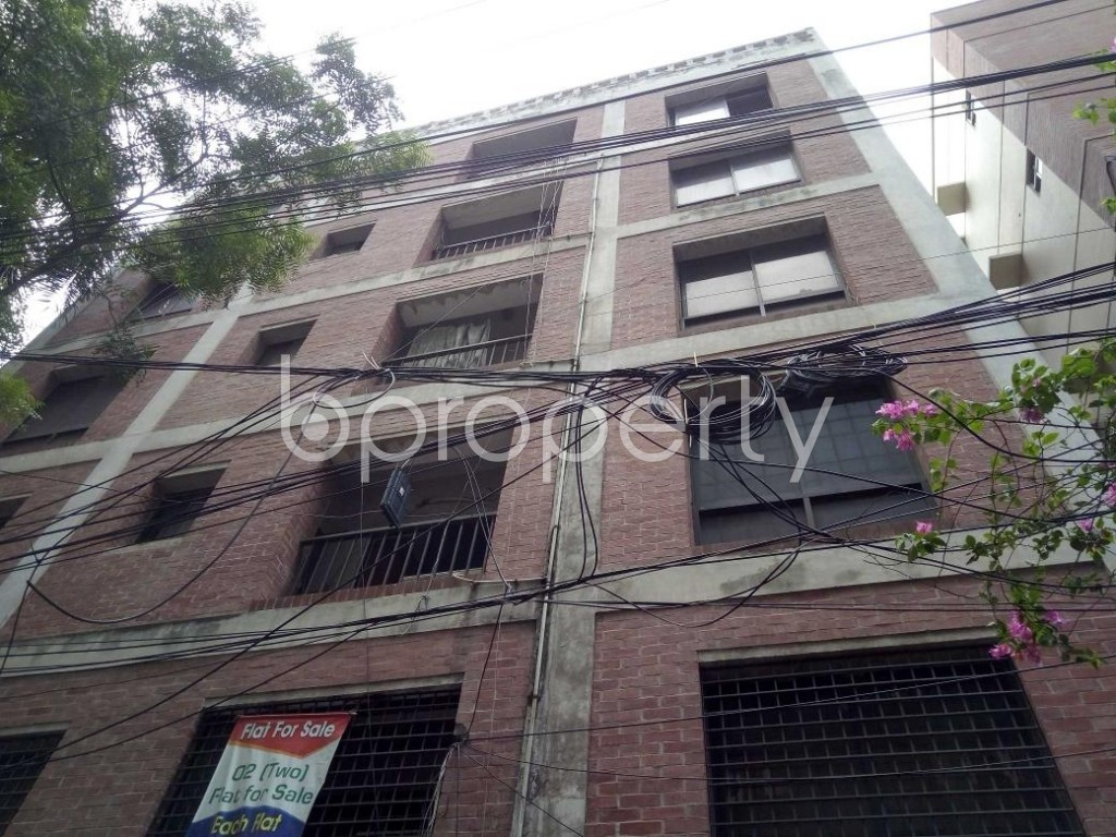 Front view - 3 Bed Apartment to Rent in Banani, Dhaka - 1894871