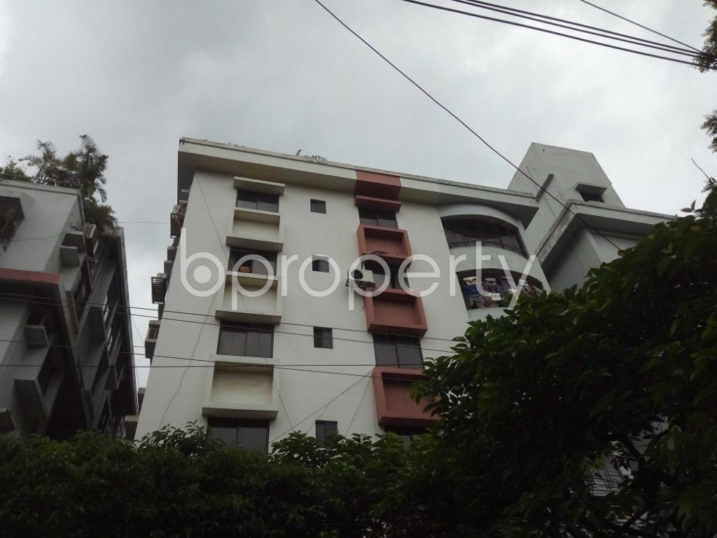 Front view - 3 Bed Apartment to Rent in Gulshan, Dhaka - 1894912