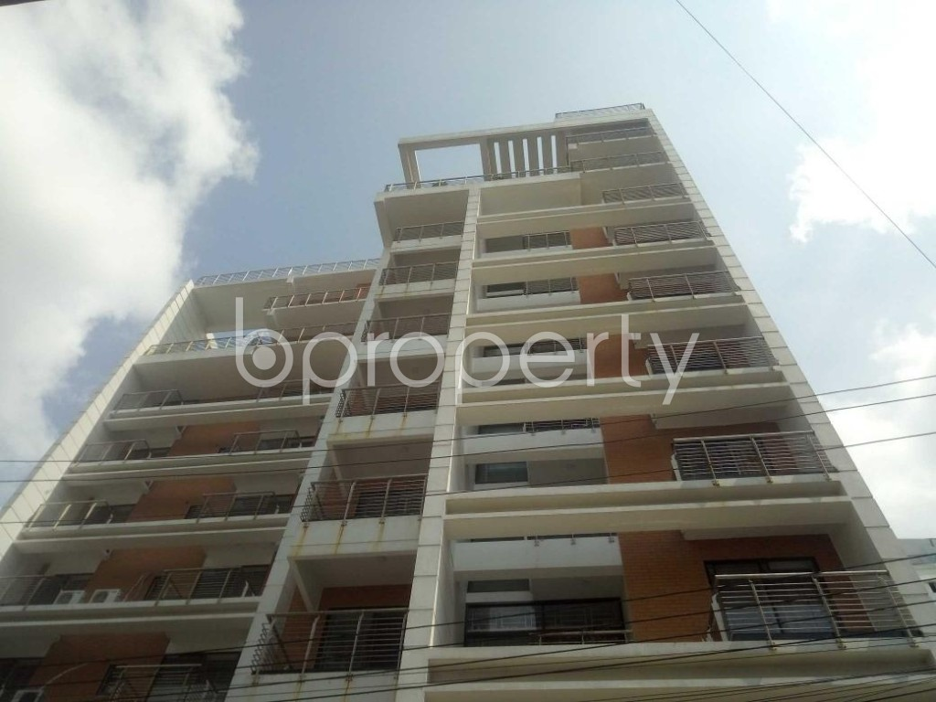 Front view - 3 Bed Apartment to Rent in Baridhara, Dhaka - 1894994