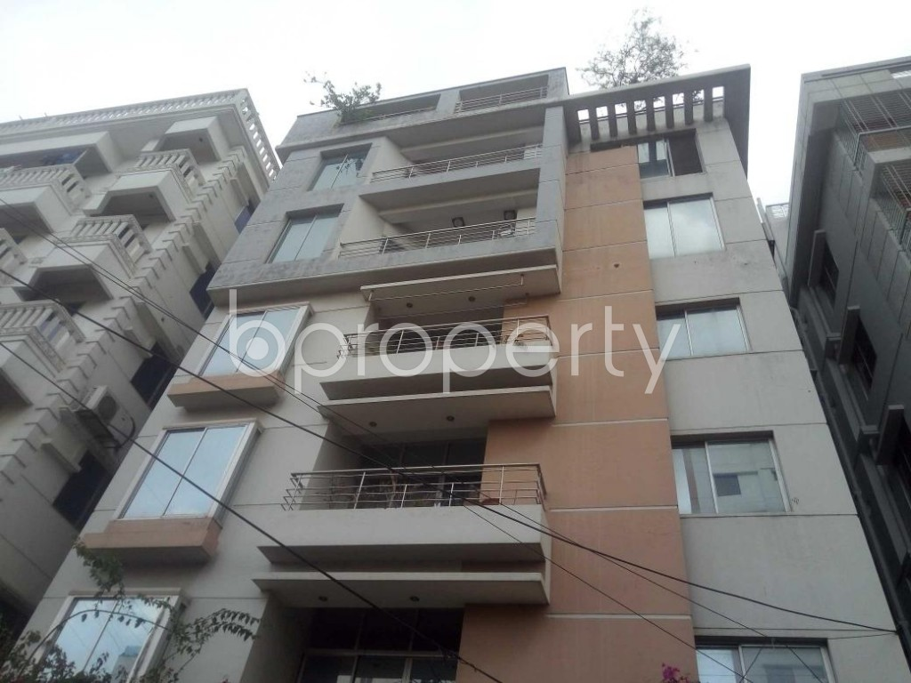 Front view - 4 Bed Apartment to Rent in Baridhara, Dhaka - 1895006