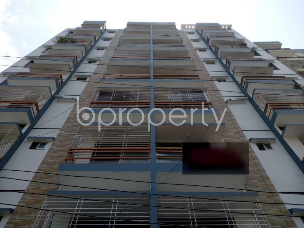 Front view - 3 Bed Apartment to Rent in Mohammadpur, Dhaka - 1895014