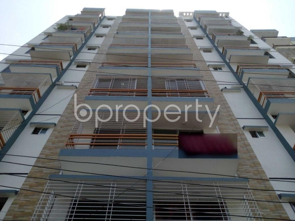 Front view - 3 Bed Apartment to Rent in Mohammadpur, Dhaka - 1895017