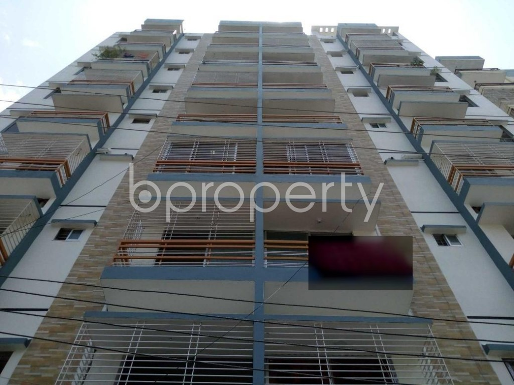 Front view - 3 Bed Apartment to Rent in Mohammadpur, Dhaka - 1895021