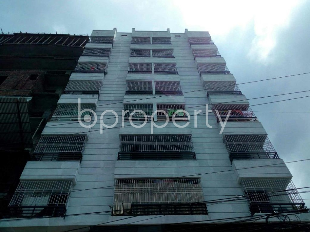 Front view - 3 Bed Apartment for Sale in Ashoktala, Cumilla - 1895026