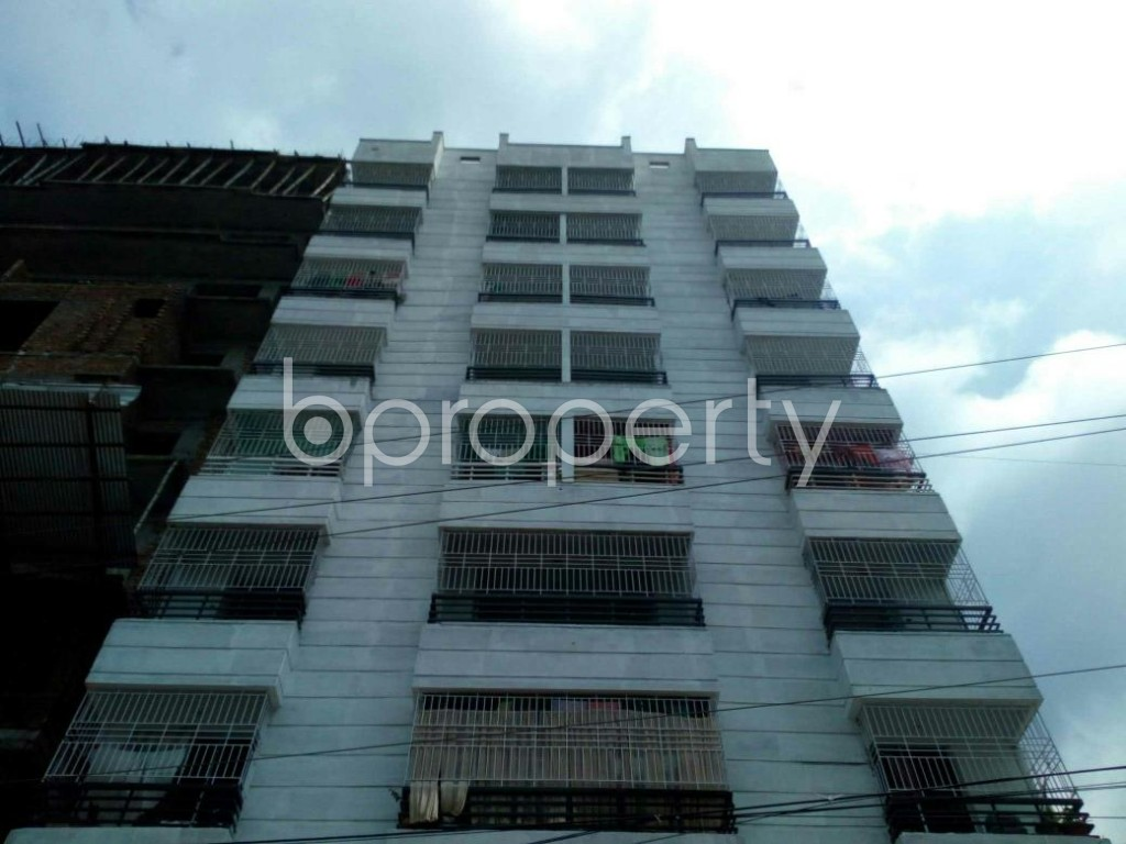 Front view - 3 Bed Apartment for Sale in Ashoktala, Cumilla - 1895027