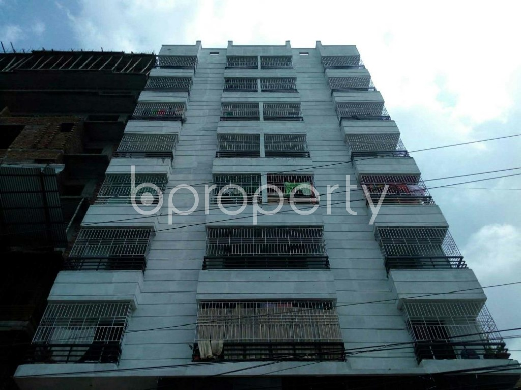 Front view - 3 Bed Apartment for Sale in Ashoktala, Cumilla - 1895028