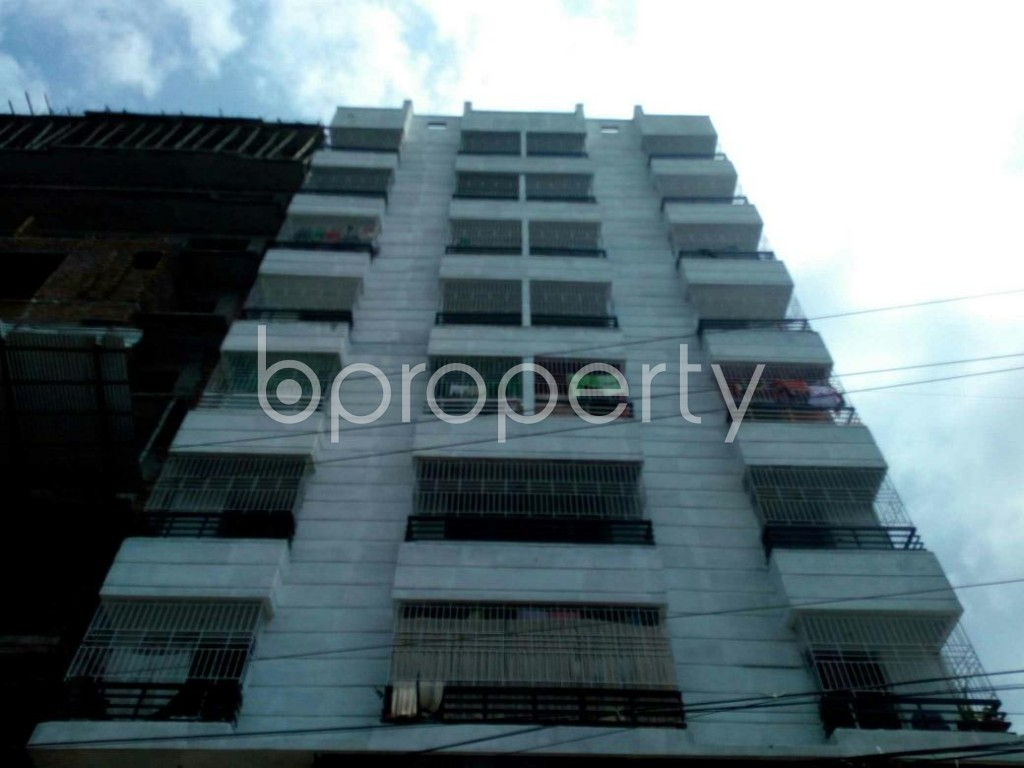 Front view - 3 Bed Apartment for Sale in Ashoktala, Cumilla - 1895029