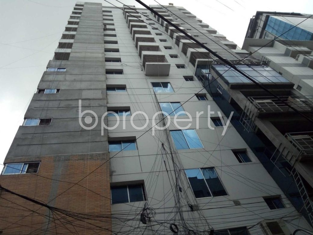 Front view - Office to Rent in Uttara, Dhaka - 1895047