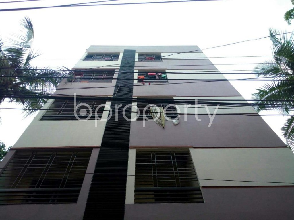 Front view - 2 Bed Apartment to Rent in Bagichagaon, Cumilla - 1895049