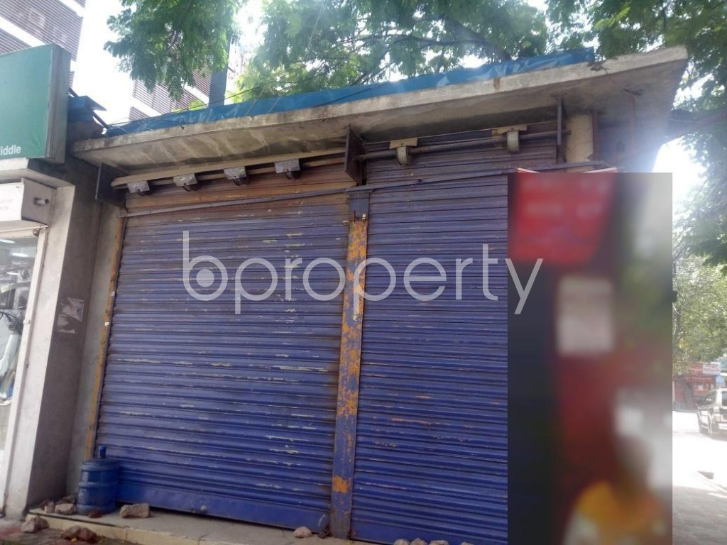 Front view - Shop to Rent in Uttara, Dhaka - 1895072